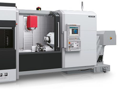 5-Axis Mill TurnMachining
