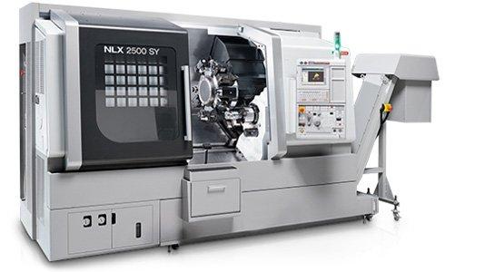 4-Axis Mill Turn Machining